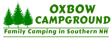 Oxbow Campground Mobile Retina Logo