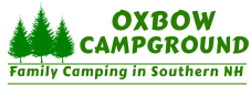 Oxbow Campground Mobile Logo